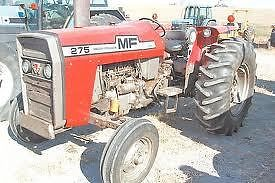 Massey Ferguson MF 275 PDF Service Manual Download