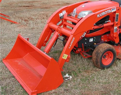 Kubota LA203 PDF Service Manual Download