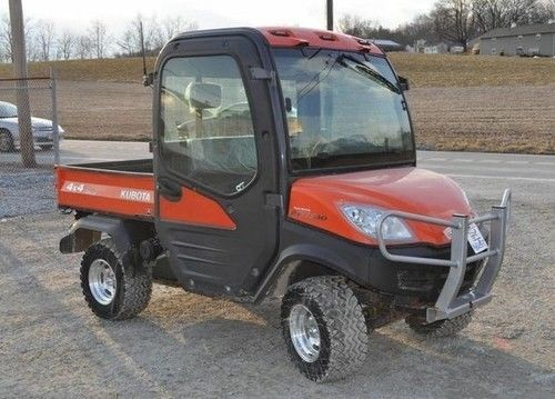 Kubota RTV1100 PDF Service Manual Download