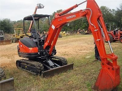 Kubota KX71-3 PDF Service Manual Download