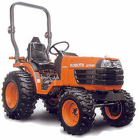 Kubota B7610 PDF Service Manual Download