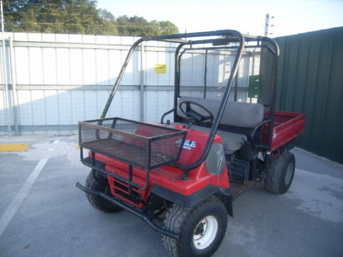 Kawasaki Mule 2520 KAF620B PDF Service Manual Download