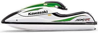 Kawasaki 800 SX-R 2003 PDF Service Manual Download