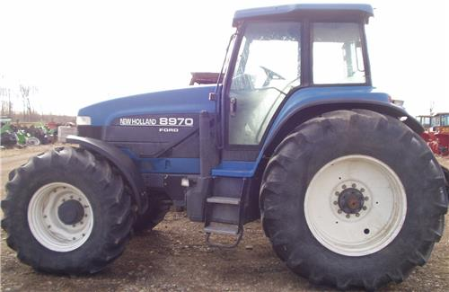 New Holland-ford 8970 Pdf Service Manual Download