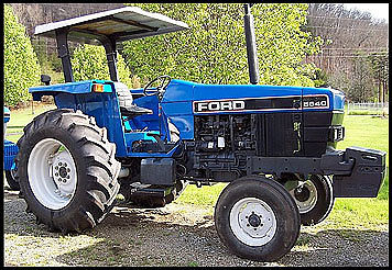 New Holland-Ford 5640 PDF Service Manual Download