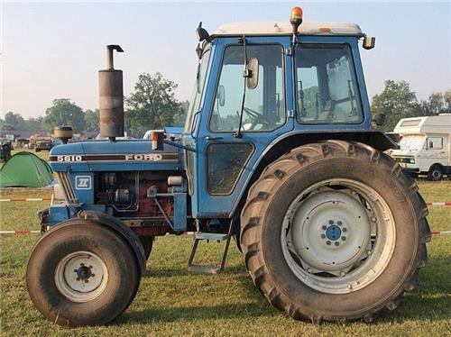 New Holland-ford 5610 Pdf Service Manual Download