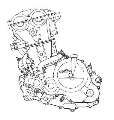 Aprilia Rotax Type 655 EFI 1997! PDF Engine Service/Shop Manual Repair Download!