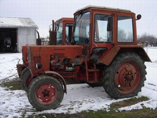 Belarus MTZ 80! PDF Tractor Service/Shop Manual Workshop Repair Guide Download!
