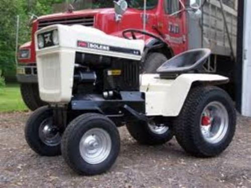 Bolens 1669L! PDF Medium Frame Tractor Service/Shop Manual Repair Guide Download