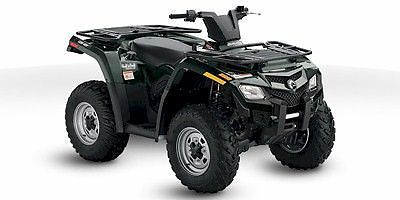 Can-Am Outlander 400 EFI 2010! PDF ATV Service/Shop Manual Repair Guide Download!