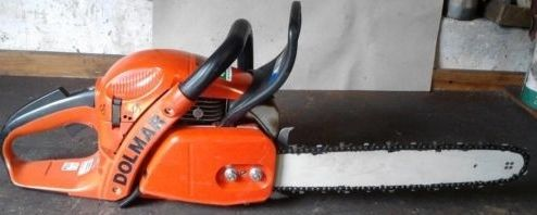 Dolmar PS-4600 S! PDF Chainsaw Service/Shop Manual Repair Guide Download!