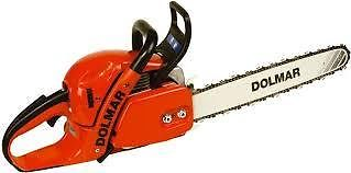 Dolmar PS-460 D! PDF Chainsaw Service/Shop Manual Repair Guide Download!