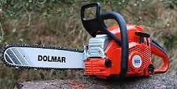 Dolmar PS-500! PDF Chainsaw Service/Shop Manual Repair Guide Download!