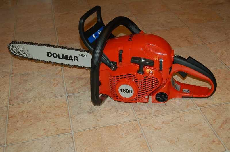 Dolmar PS-4600 SH! PDF Chainsaw Service/Shop Manual Repair Guide Download!
