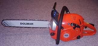 Dolmar PS 6400! PDF Chainsaw Service/Shop Manual Repair Guide Download!