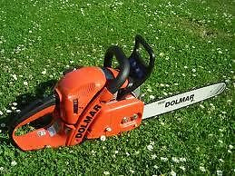 Dolmar PS 5000 H! PDF Chainsaw Service/Shop Manual Repair Guide Download!