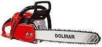 Dolmar PS 5000 D! PDF Chainsaw Service/Shop Manual Repair Guide Download!