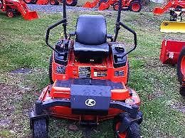 Kubota ZD321! PDF Mower Service/Shop Manual Workshop Repair Guide Download!