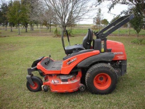 Kubota ZD331! PDF Mower Service/Shop Manual Workshop Repair Guide Download!