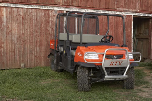 Kubota RTV1140CPX 2010! PDF UTV-Utility Service/Shop Manual Workshop Repair Download!