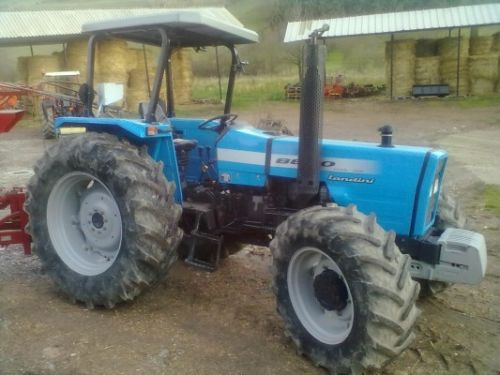 Landini Evolution 8860! PDF Tractor Service/Shop Manual Workshop Repair Download!