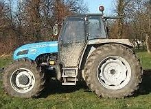 Landini Atlantis 100! PDF Tractor Service/Shop Manual Workshop Repair Guide Download!