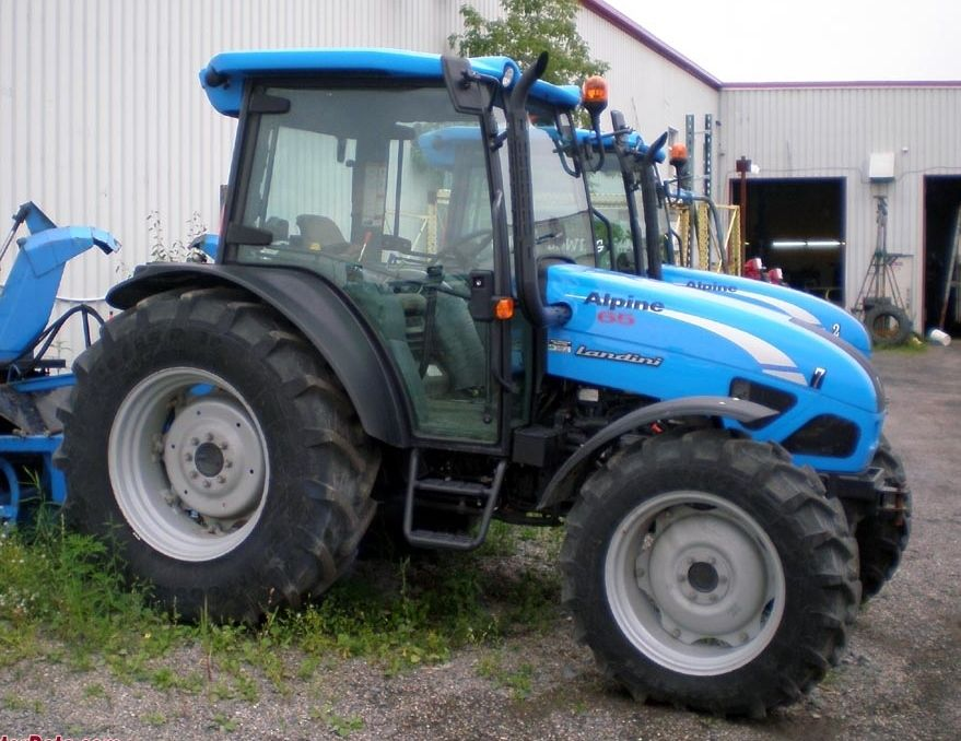 Landini Alpine 65! PDF Tractor Service/Shop Manual Workshop Repair Guide Download