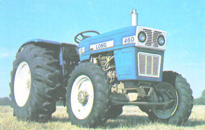 LONG 460 Tractor Series! PDF Tractor Service/Shop Manual Download!