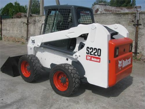 Bobcat S220 530711001+ PDF Skid-Steer Service/Shop Manual Workshop Repair on Download