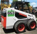 Bobcat 653 Loader! PDF Skid Steer Service/Shop Manual Workshop Repair Guide Download