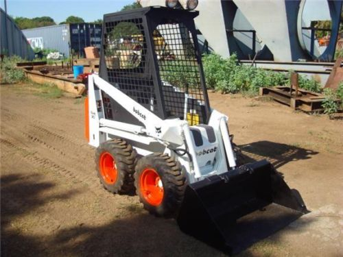 Bobcat 310! PDF Skid Steer Loader Service/Shop Manual Workshop Repair on Download!