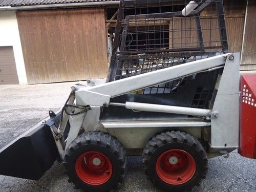 Bobcat 313! PDF Skid Steer Loader Service/Shop Manual Workshop Repair on Download!