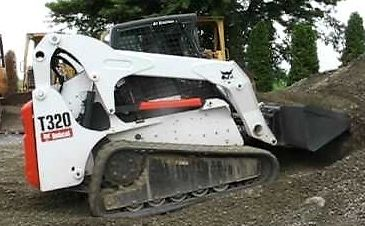 Bobcat T320 Loader! PDF Track Skid Service/Shop Manual Workshop Guide on Download!