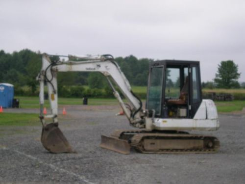Bobcat 116 PDF Excavator Service/Shop Manual Download   Guide