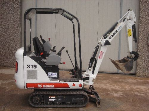 Bobcat 319 563311001+ PDF Excavator Service/Shop Manual Download