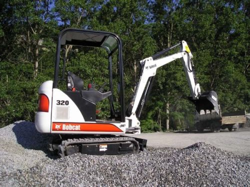 Bobcat 320 223811001+ D Series PDF Excavator Service/Shop Manual Download