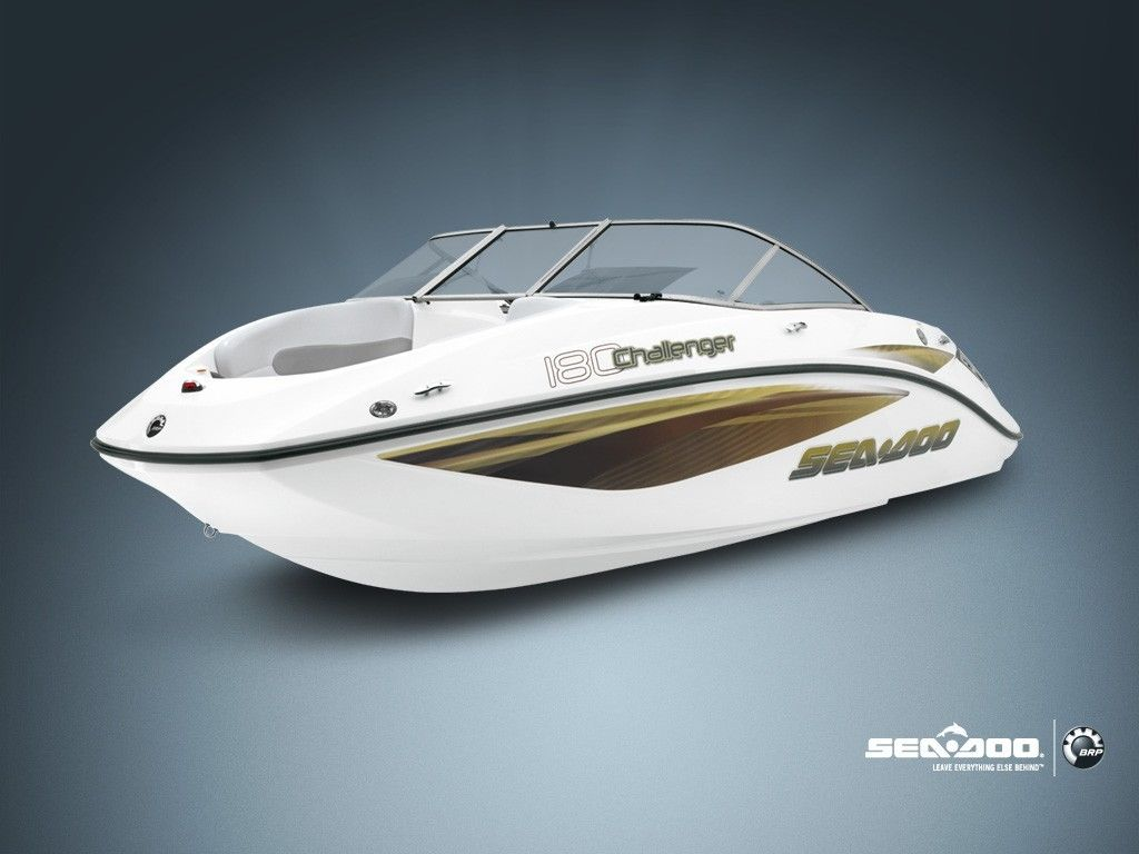 SeaDoo Challenger 180 2010 PDF Boat Service/Shop Manual Download