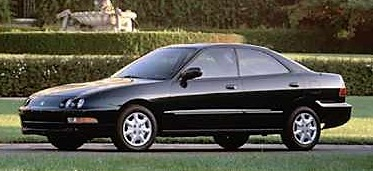 Acura Integra 1994-1997, PDF Service Manual