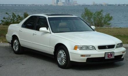 Acura Legend 1991-1995, PDF Service Manual