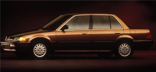 Honda Civic 1984-1990, PDF Service Manual