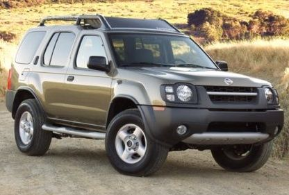 Nissan Xterra Manual