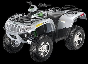 Arctic Cat 1000 H2 2009, PDF Service Manual