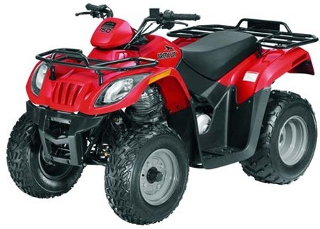 Arctic Cat 150 2009, PDF Service Manual