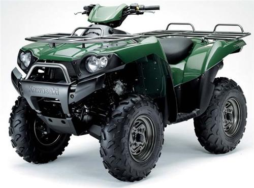 Kawasaki Brute Force 750 2005, PDF Service Manual