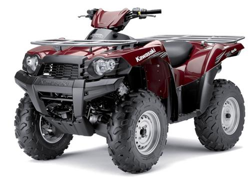 Kawasaki Brute Force 750 2008-2011, PDF Service Manual