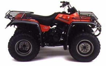 Yamaha Kodiak YFM400 FAR, PDF Service Manual