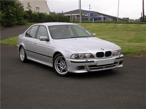 BMW E39 530i 1997-2002 PDF Service Manual Download