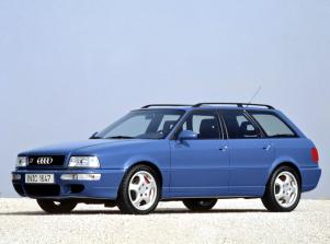 Audi RS2 1994 PDF Service Manual Download