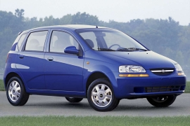 Chevrolet Aveo Wave 2002-2006 PDF Service Manual Download