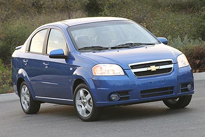 Chevrolet Aveo Wave 2007-2010 PDF Service Manual Download